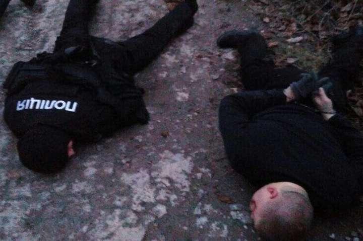 На Запоріжжі затримано «фейкових» поліцейських, які здійснювали розбійні напади