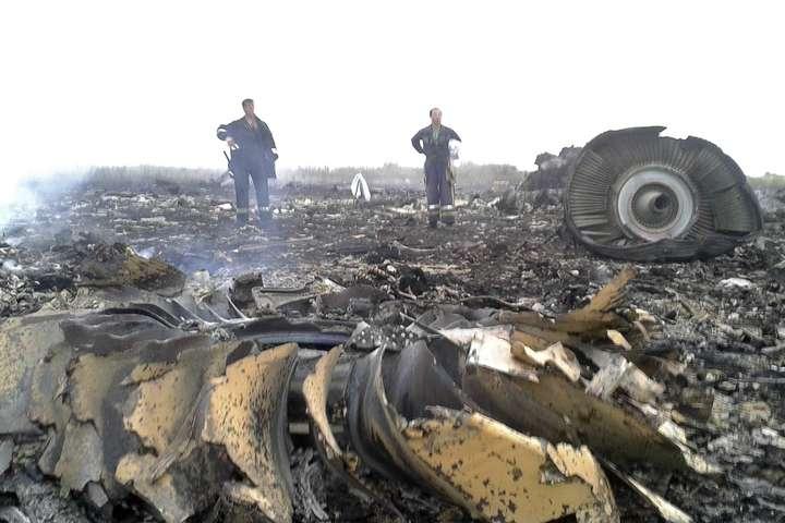 У «ДНР» заявили, щоготові передати Нідерландам останки жертв катастрофи MH17