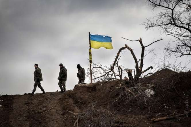 Мотузяник: Задобу взоні АТО втрат серед українських військових немає