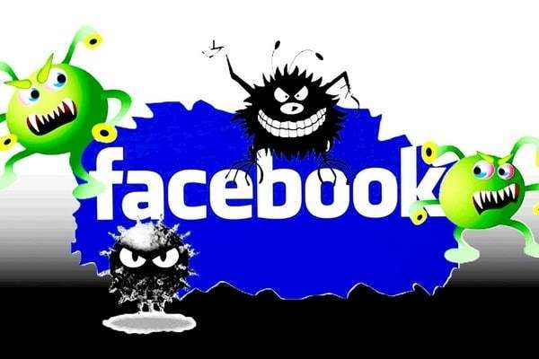 У Facebook поширюється небезпечний вірус