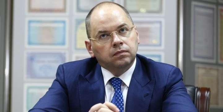 Губернатор Одеської області Максим Степанов