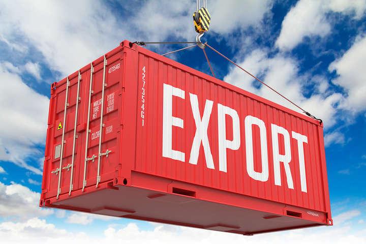 Експорт товарів з України цього року зріс на 21%