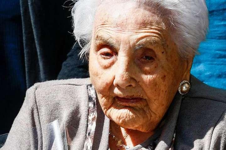 В Іспанії у віці 116 років померла найстаріша мешканка Європи