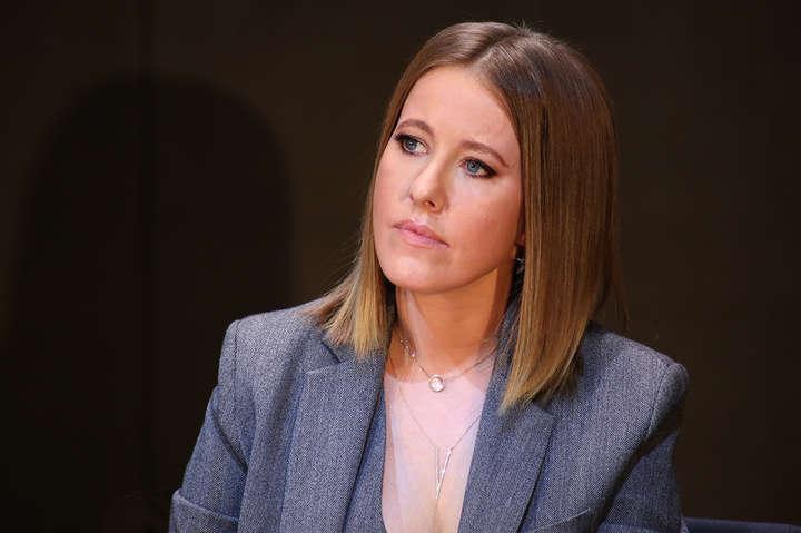 Вибори вРосії: Собчак заявила, щоготова зняти кандидатуру заради Навального