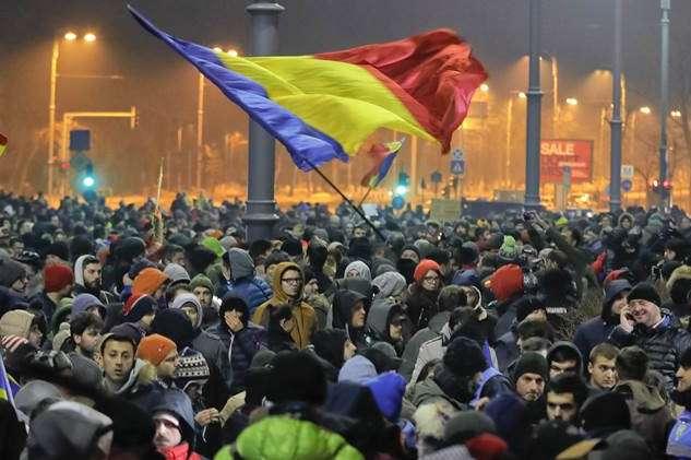 УРумунії нові антиурядові протести через скандальну судову реформу