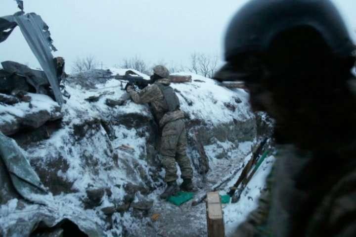 Штаб АТО: Завтра російські військові можуть почати напад через заяви МіноборониРФ