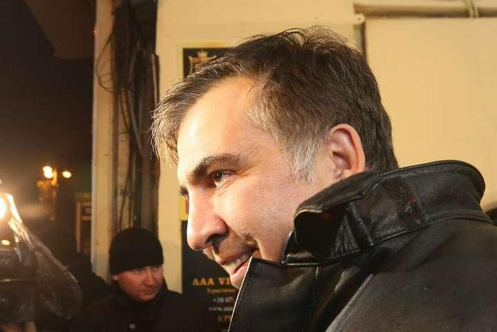 Саакашвілі відмовився давати свідчення ГПУ