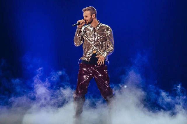 Украинский «певец года» похвастался концертом в Российской Федерации