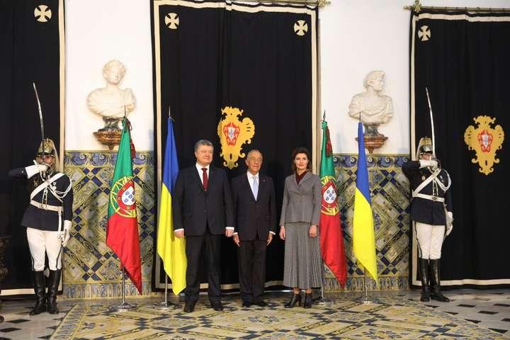 Порошенко рассчитывает напомощь Португалии— Миротворцы для Донбасса