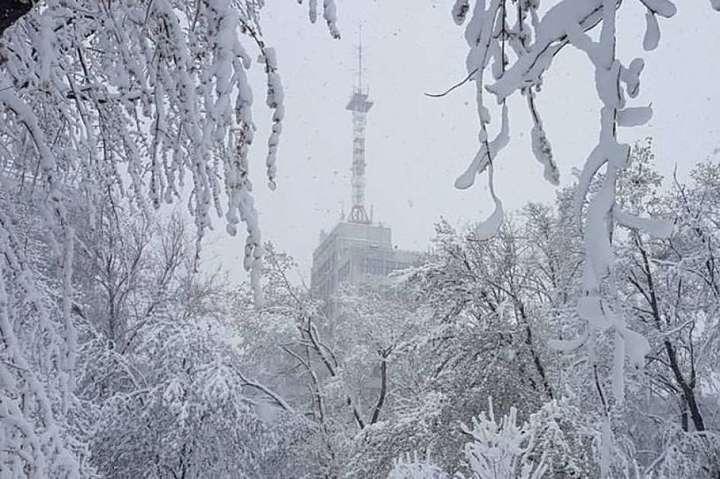 Школи і дитсадки Києва працюють уштатному режимі, попри сніг— влада