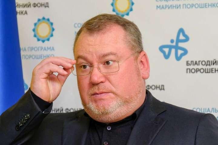 ГоловаДніпропетровської обласної державної адміністрації Валенти Резніченко
