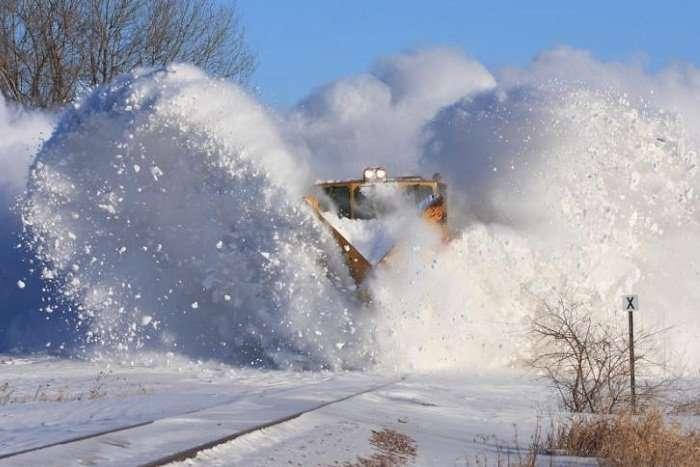 Через негоду вУкраїні затримуються 30 пасажирських поїздів