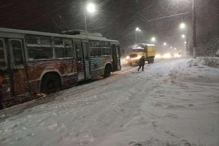 Снегопад вУкраинском государстве: появились перебои впочтовых доставках