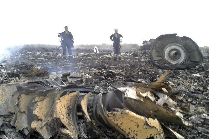 MI6: Бук, щозбив Boeing MH17, привезли зРосії
