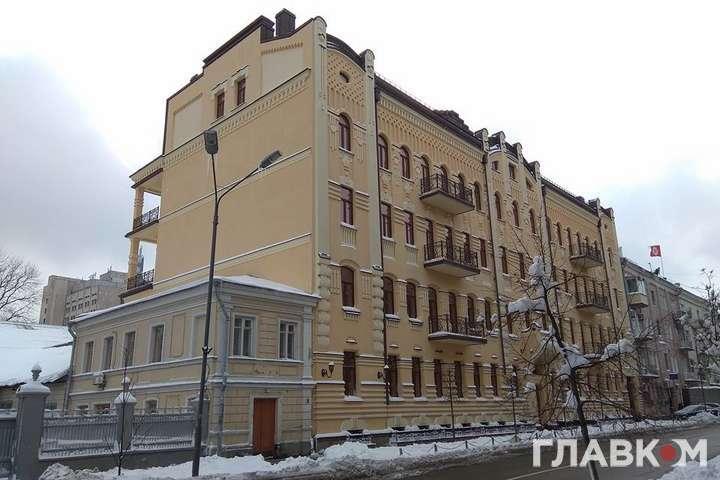 Будинок-привід у центрі Києва