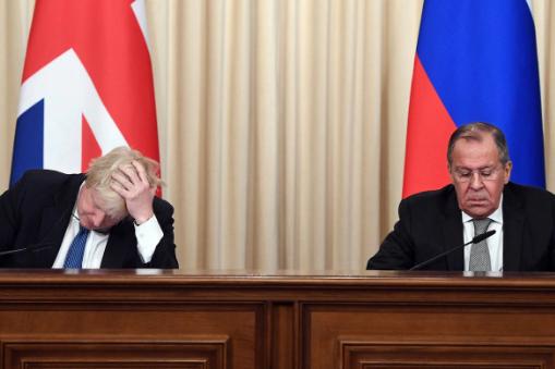 Захарова назвала «мимимишной» посетившую столицу России делегацию из Англии