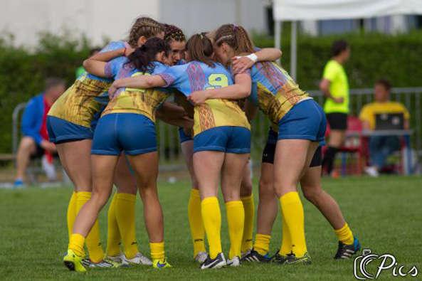 Франківських регбісток викликали до юніорської збірної України
