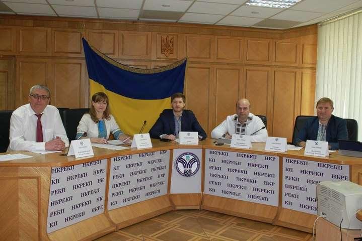Президент призначив тимчасових членів НКРЕКП