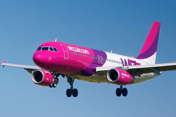 УWizz Air повідомили, щоутравні запустять рейс Львів-Лондон