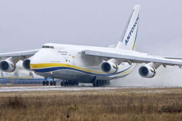Українські літаки «Руслан» перевозитимуть європейські супутники