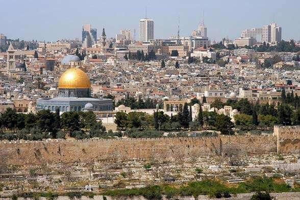 Гватемала вирішила перенести посольство в Єрусалим