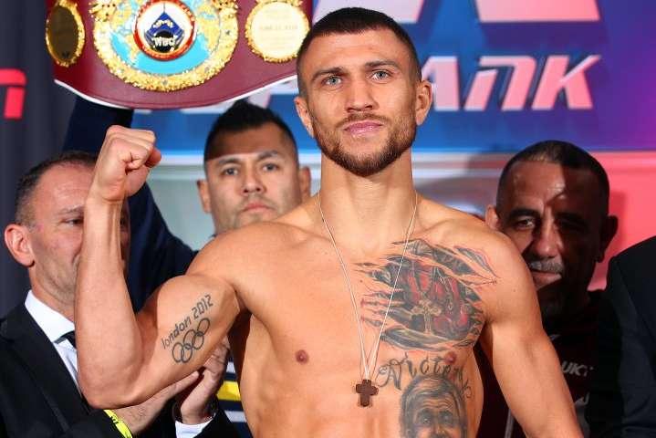 Ломаченко визнаний найкращим боксером 2017 року заверсією HBO