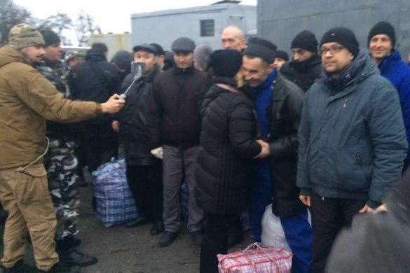 Умногих украинцев найдены признаки пыток— Освобождение заложников