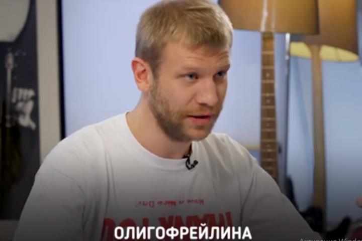 Скандальный украинский солист проиграл в борьбе нехороших шуток в РФ