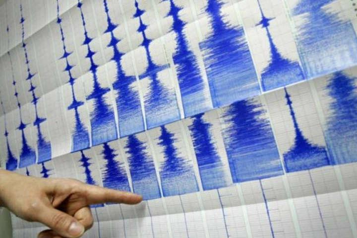 УГреції стався землетрус