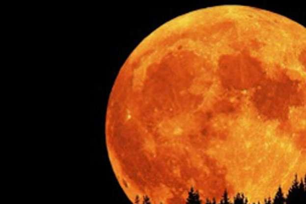 NASA: «Жителі Землі 1 січня побачать Супермісяць»