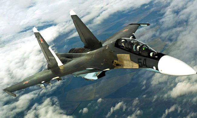 З'явилось відео, якамериканські літаки перехоплюють російські винищувачі над Балтикою