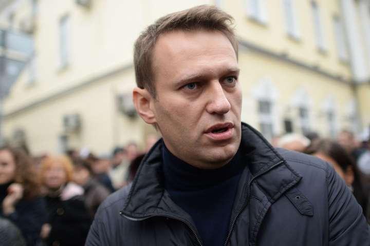 УРосії рішення про недопуск Навального навибори набуло чинності