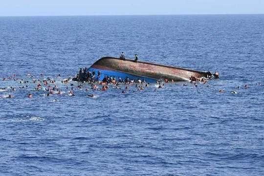 Кілька десятків мігрантів могли загинути вСередземному морі впродовж вихідних