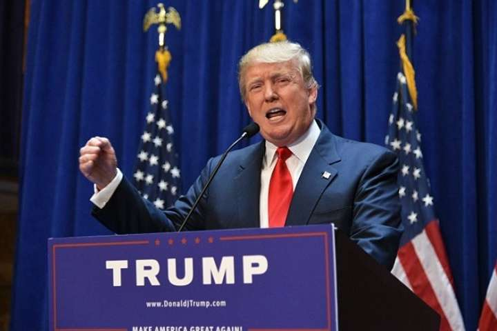 Білий дім: Трамп буде балотуватися нанаступних президентських виборах уСША