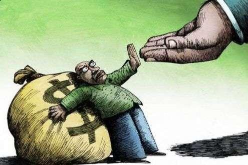 У Мінфіні хочуть зобов'язати людей звисокими доходами подавати декларацію