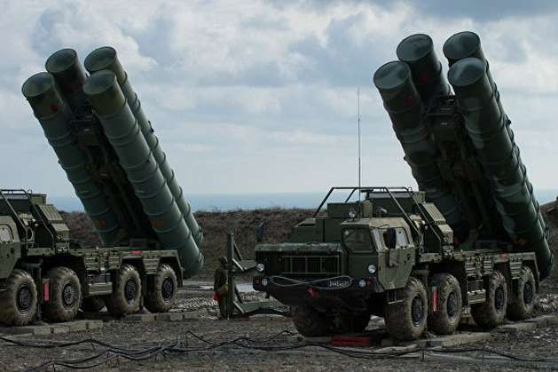 Росія розгортає вКриму вже другий дивізіон ЗРК С-400