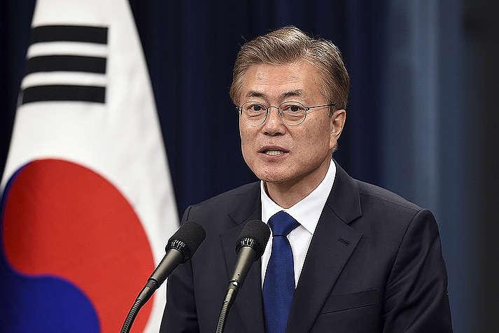Президент Кореї готовий зустрітися з лідером КНДР запевної умови