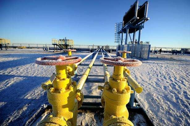 «Надра України»: Запасів газу вУкраїні вистачить на22 роки