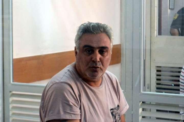 Екс-директор дитячого табору «Вікторія» Петрос Саркісян