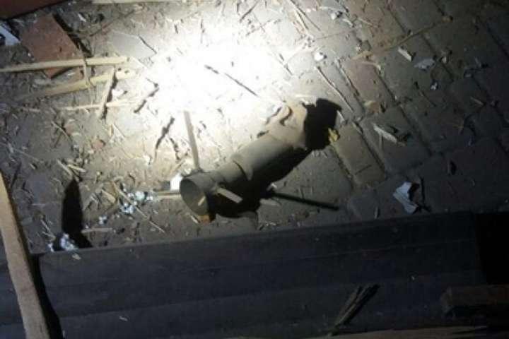 НаОдещині згранатомета обстріляли кафе