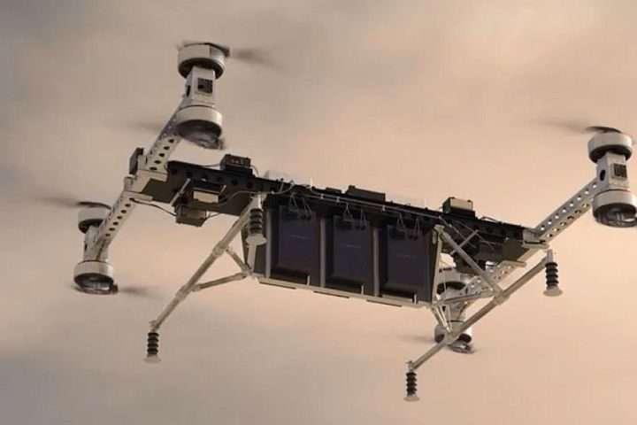 Boeing показала на відео прототип свого вантажного дрона