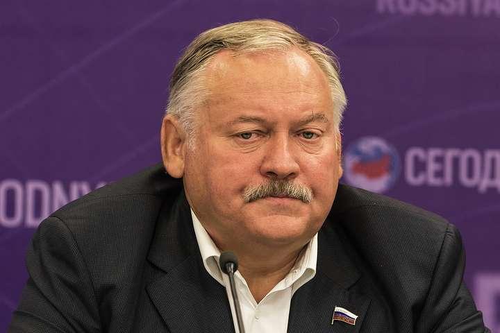 Одіозний російський депутат запропонував розірвати договір зУкраїною вчастині визнання кордонів