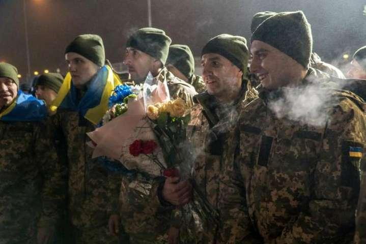 На лікуванні залишаються 46 звільнених зОРДЛО українців