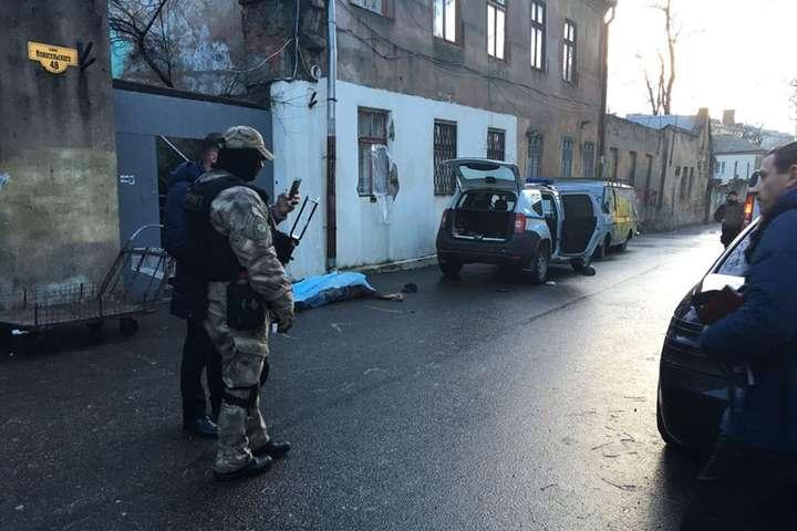 Уполіції повідомили подробиці стрілянини вОдесі