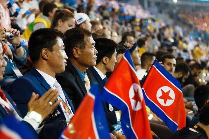 22 спортсмени з Північної Кореї поїдуть наОлімпіаду