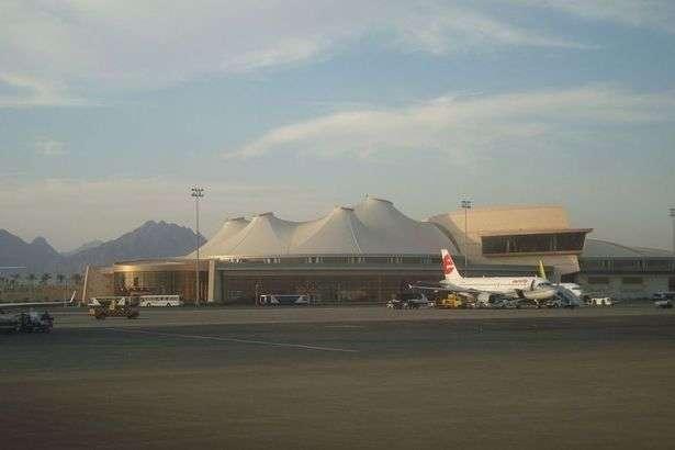 У Єгипті через негоду затримуються рейси вУкраїну