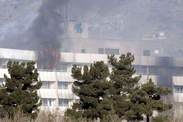 Внаслідок нападу терористів наготель уКабулі загинув українець— МЗС