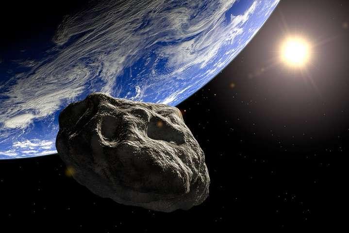 До Землі наближається величезний астероїд