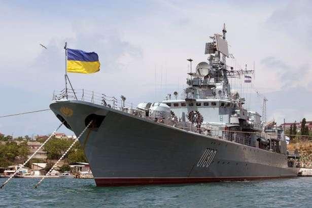Силовики затримали українця, який віз до Ірану секретні дані про фрегат «Гетьман Сагайдачний»