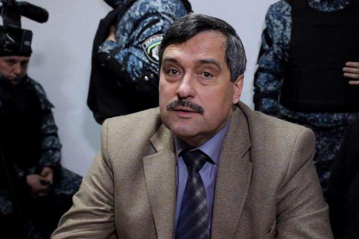 Суд призначив повторну експертизу всправі генерал-майора Назарова